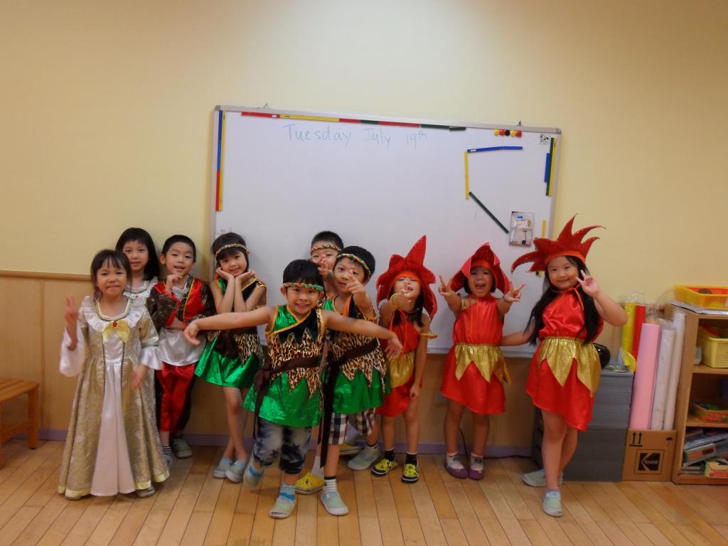 Elephant Class - teaching English in Taiwan