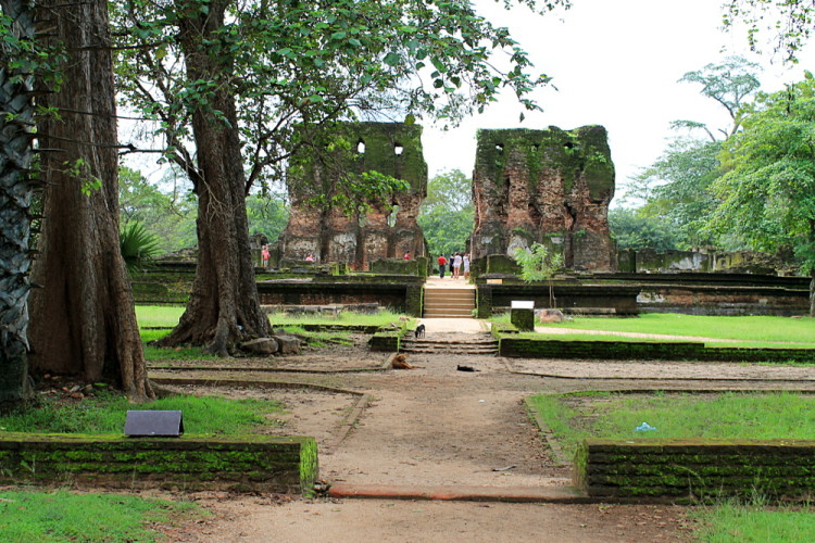 Polonnaruwa, home to some of the best ancient temples and ruins in Sri Lanka