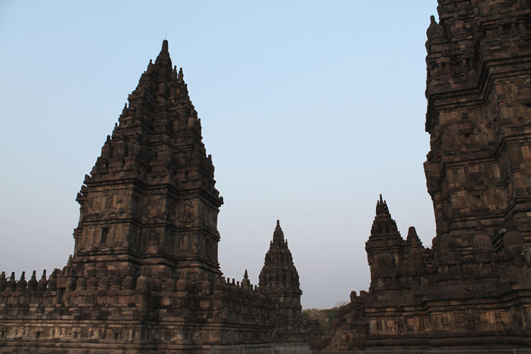 The best ancient temples and ruins in Asia -- Prambanan, Java