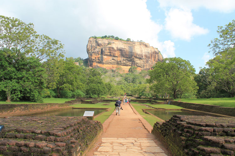 The best ancient temples and ruins in Asia -- Lion Rock, Sri Lanka