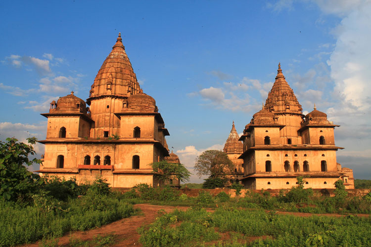 The best ancient temples and ruins in Asia -- Orchha, India