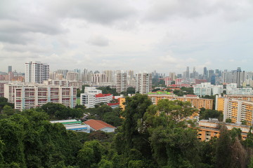 How to save $3000 a month teaching English in Singapore