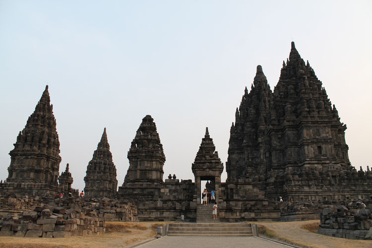 The best ancient temples and ruins in Asia -- Prambanan, Jogjakarta