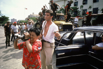 Mel Gibson in the Year of Living Dangerously