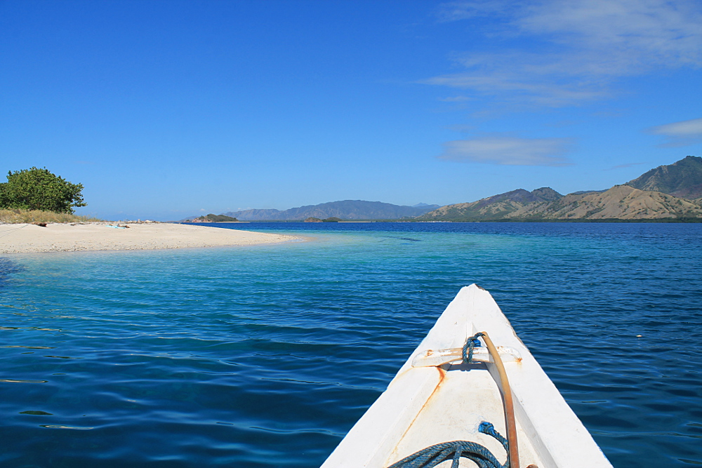 The 17 Islands boat trip in Riung, Flores, Indonesia