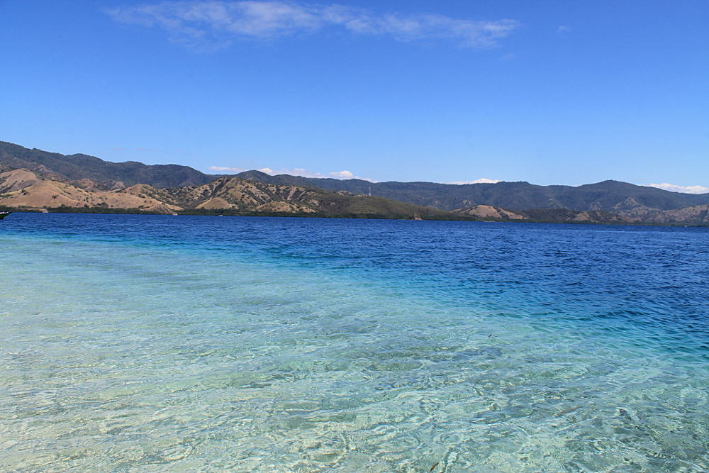 Snorkelling in the 17 Islands Marine Park in Riung, Flores, Indonesia