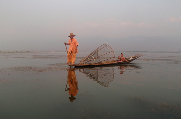 Inle Lake, one of the best natural wonders in Southeast Asia