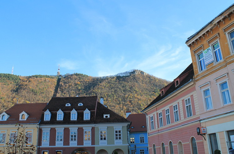 Brasov - a great base for a week in Transylvania