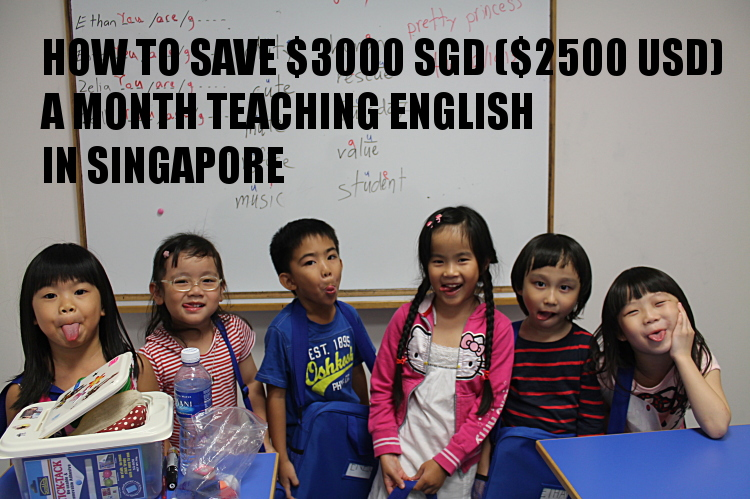 save 3000 teaching