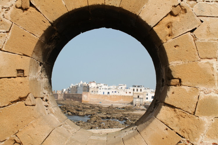 A day trip to Essaouira, a stunning Game of Thrones filming location