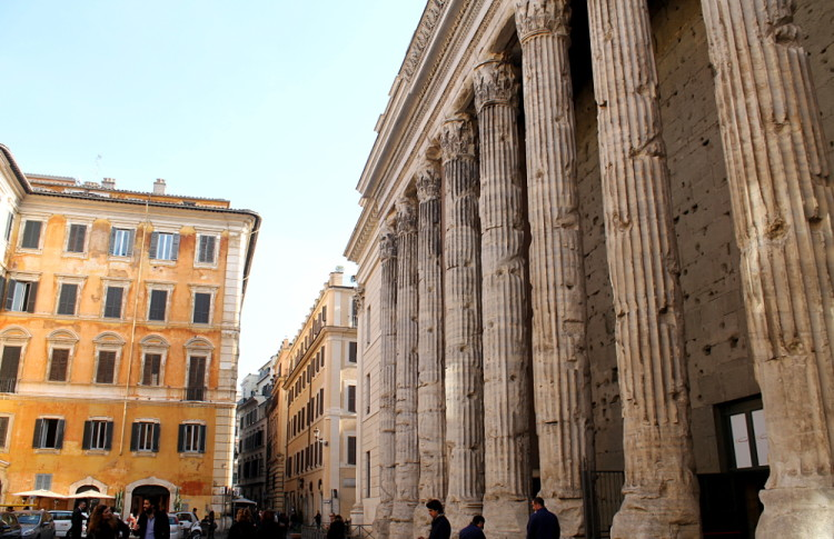 Two days in Rome -- The Pantheon