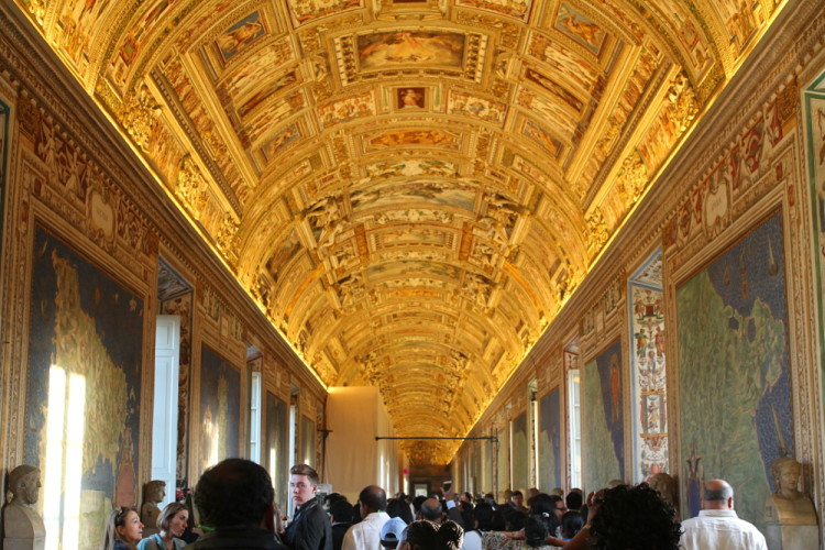 Two days in Rome -- The Vatican City Museums