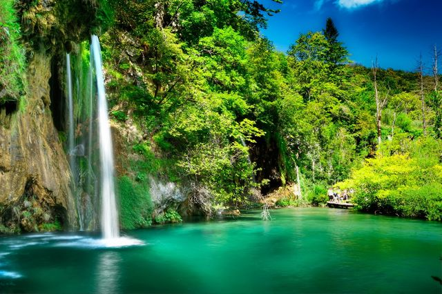 Plitvice Lakes National Park, Croatia: One of the best natural wonders in Europe