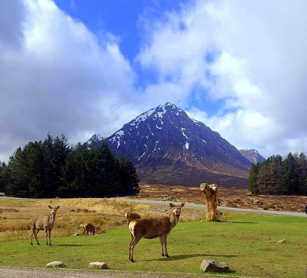 Glencoe, Scotland: One of the best natural wonders in Europe