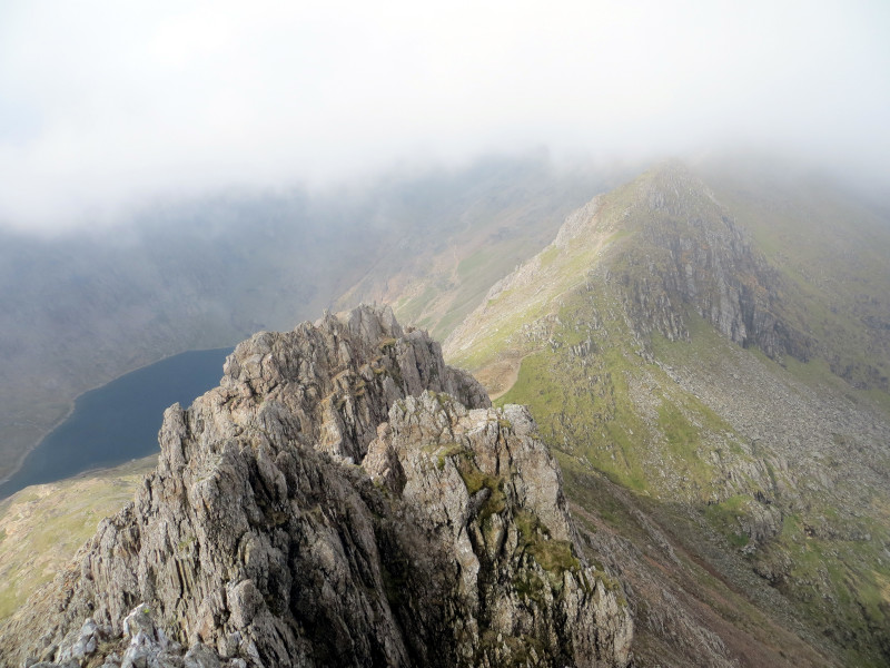 Crib Goch, Wales: One of the best natural wonders in Europe