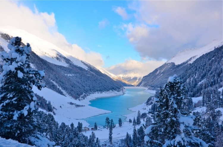 Kaunerta Lake, Austria: One of the best natural wonders in Europe