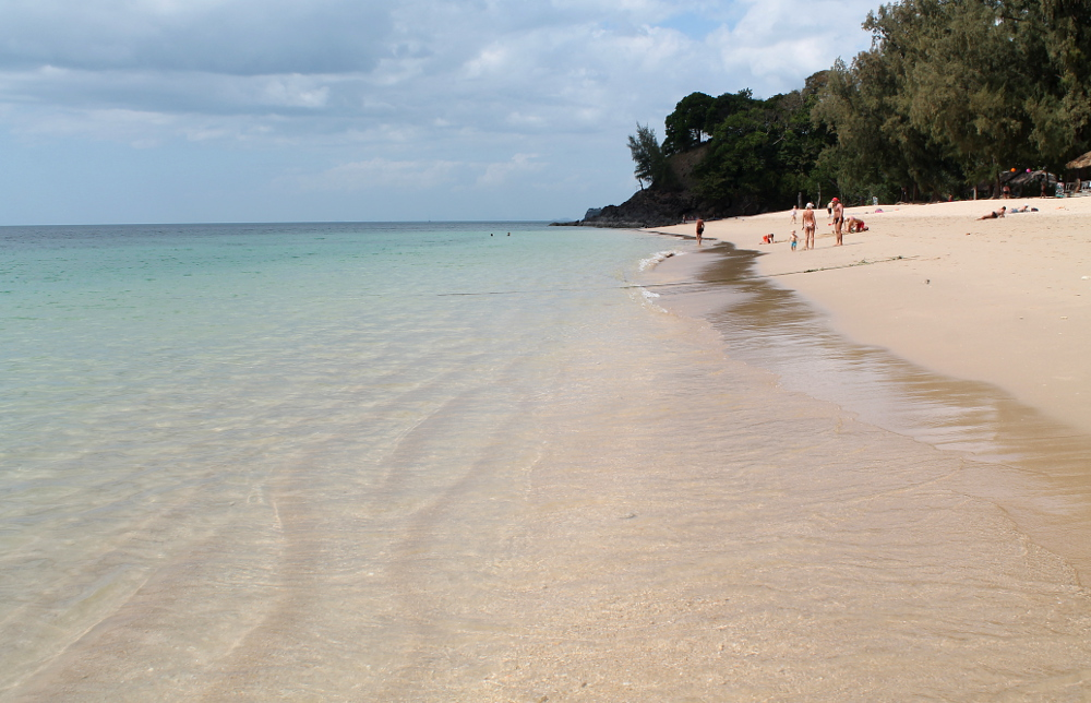 Long Beach, Koh Lanta, Thailand - one of the best beaches in Southeast Asia