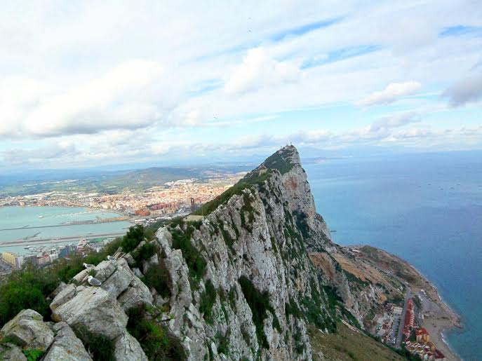 The Rock of Gibraltar: One of the best natural wonders in Europe