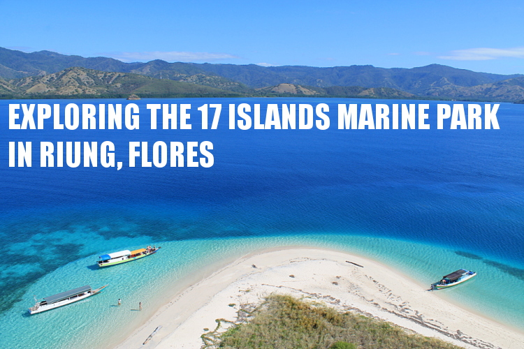 Southeast Asia Travel Blog - 17 Islands in Riung, Flores