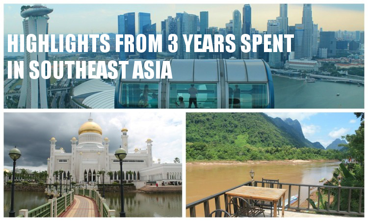 Southeast Asia travel blog - highlights