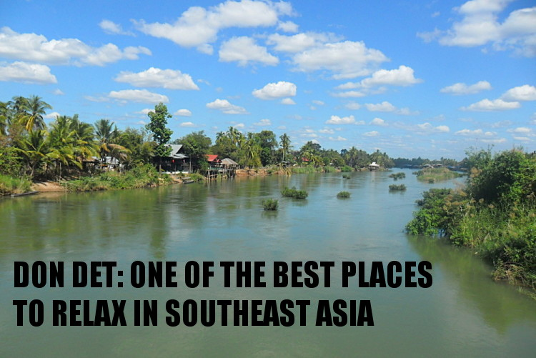 Southeast Asia travel blog - Don Det, Laos