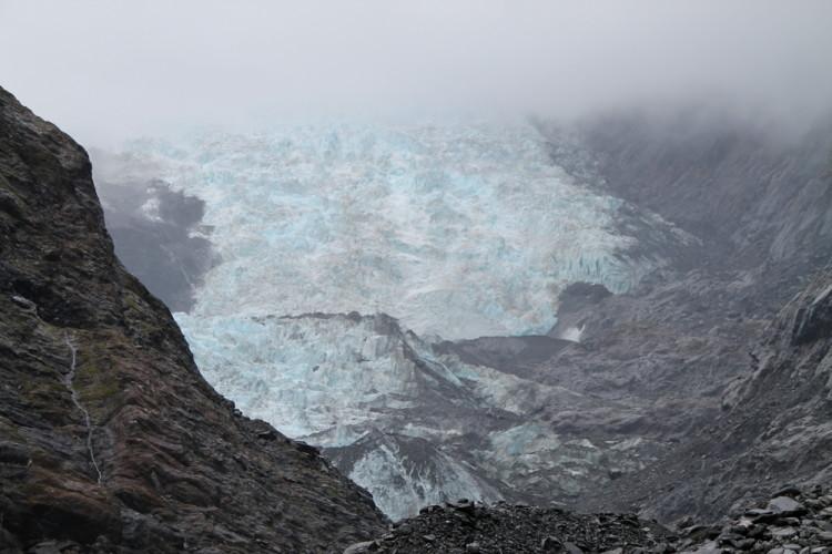 Franz Josef Glacier, part of our glaciers and glow worms in Franz Josef trip