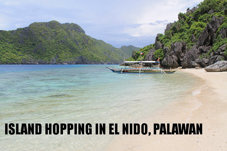 Southeast Asia travel blog - Island hopping in El Nido, Palawan