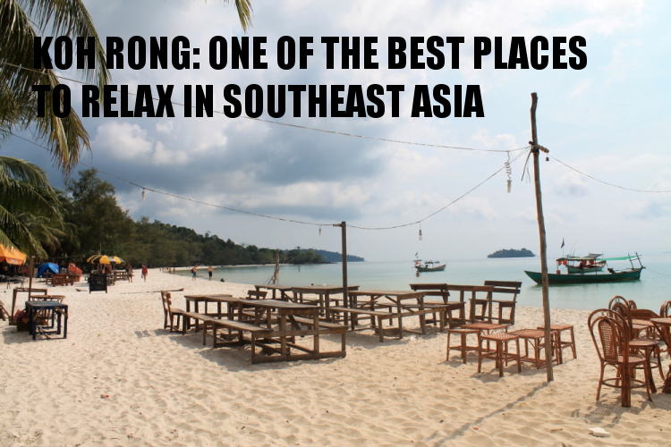 Southeast Asia Travel blog - Koh Rong, Cambodia