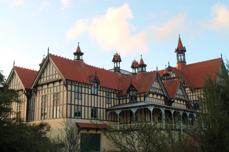 Rotorua Museum, New Zealand
