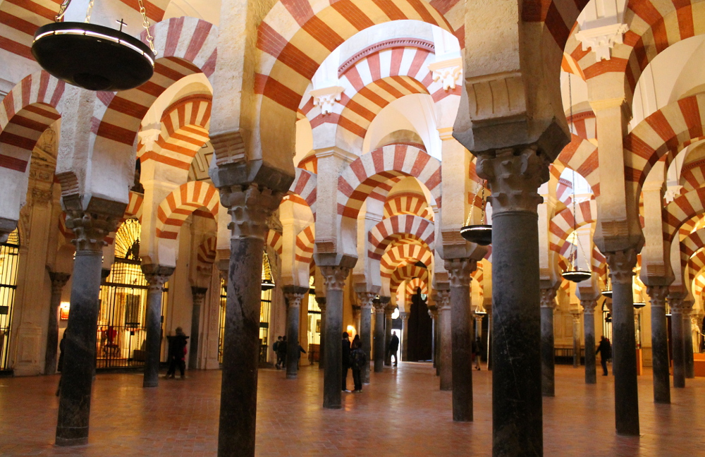 A year on the road: La Mezquita, Cordoba, Spain
