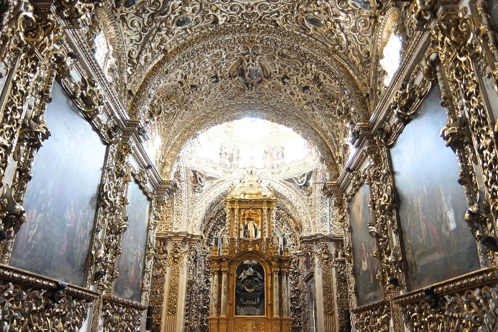 Puebla-Church
