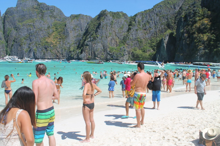 Should you go to Koh Phi Phi?