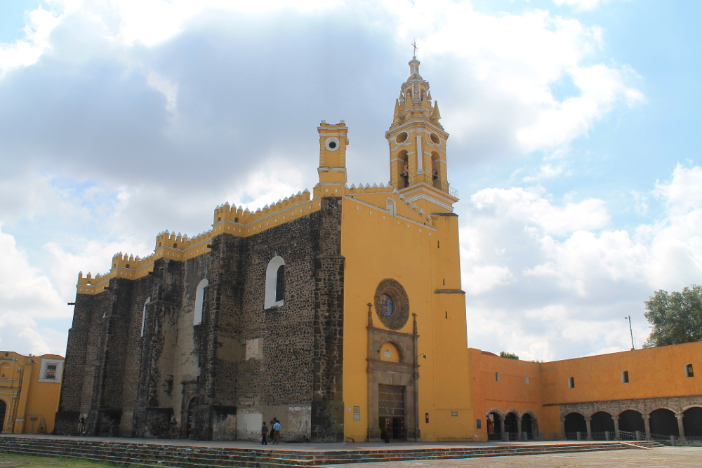 san-gabriel-church-cholula-mexico