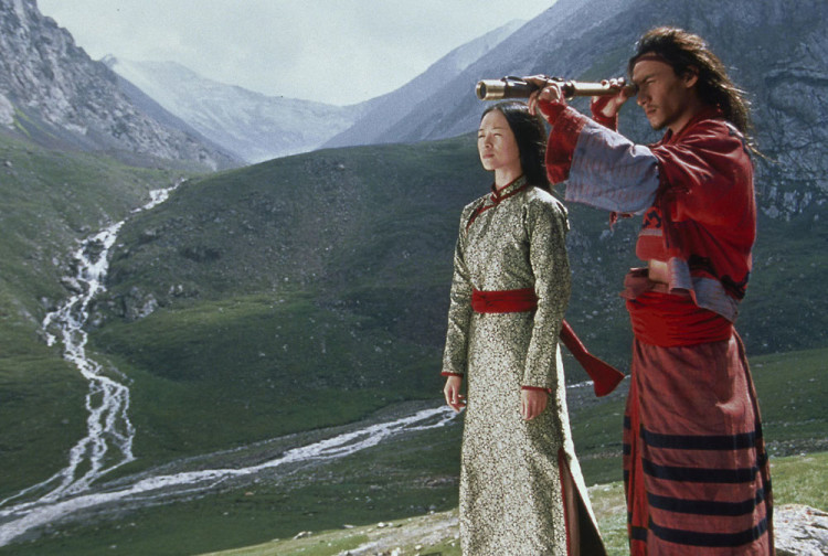 movies set in China - Crouching Tiger Hidden Dragon
