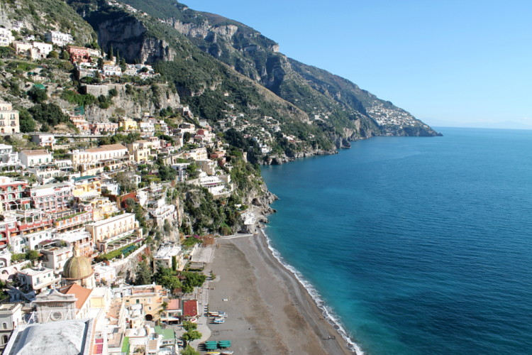 Day trips to the Amalfi Coast - Positano