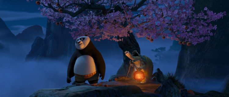 movies set in China - Kung Fu Panda
