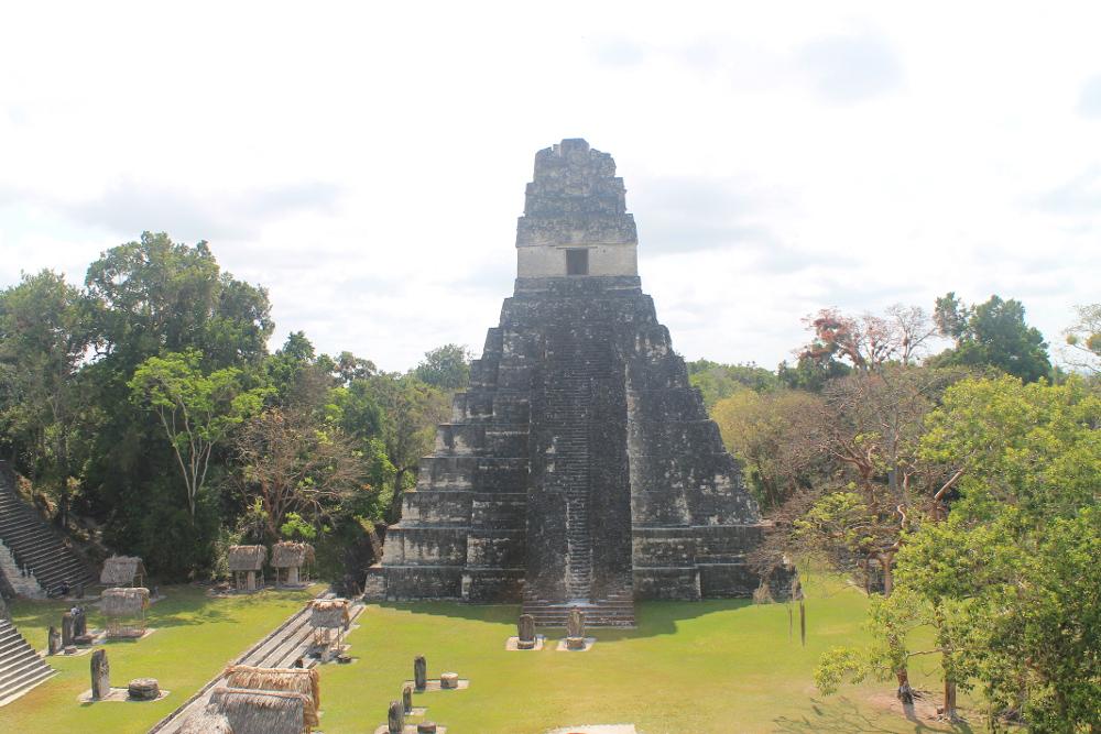 main-pyramid-tikal-guatemala