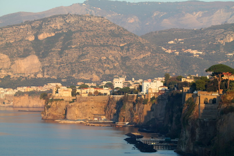 Sorrento - a town you'll pass on day trips to the Amalfi Coast, Italy