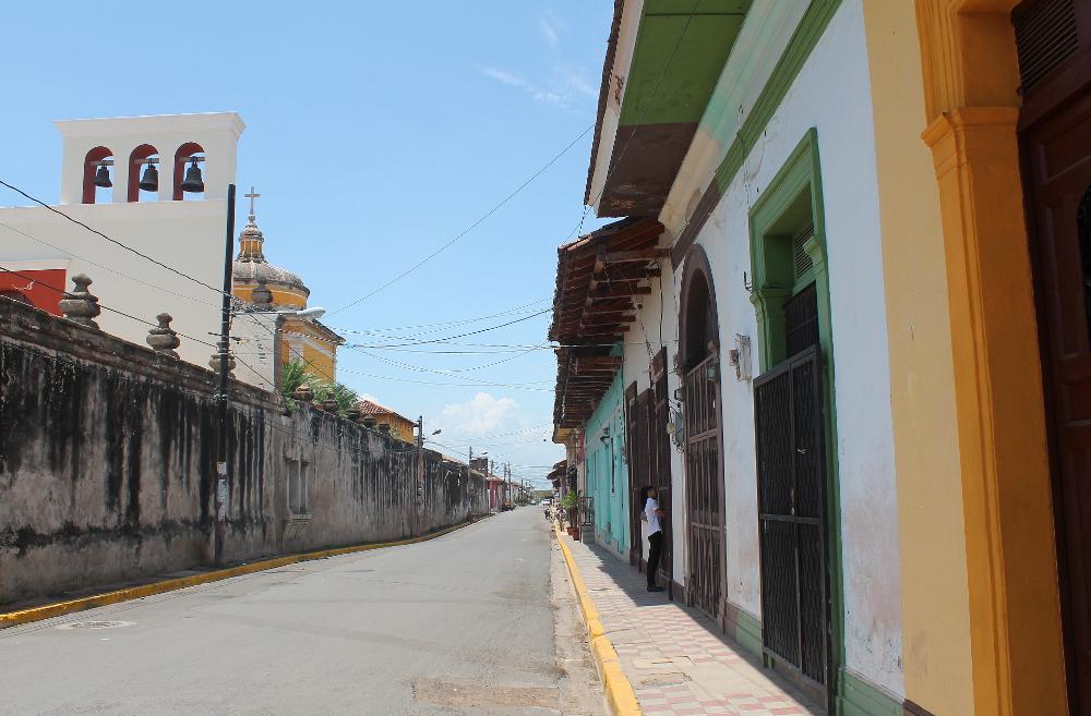street-view-granada-nicaragua