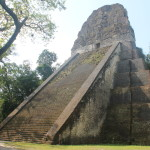 A Journey to the Exotic Jungle Pyramids of Tikal, Guatemala