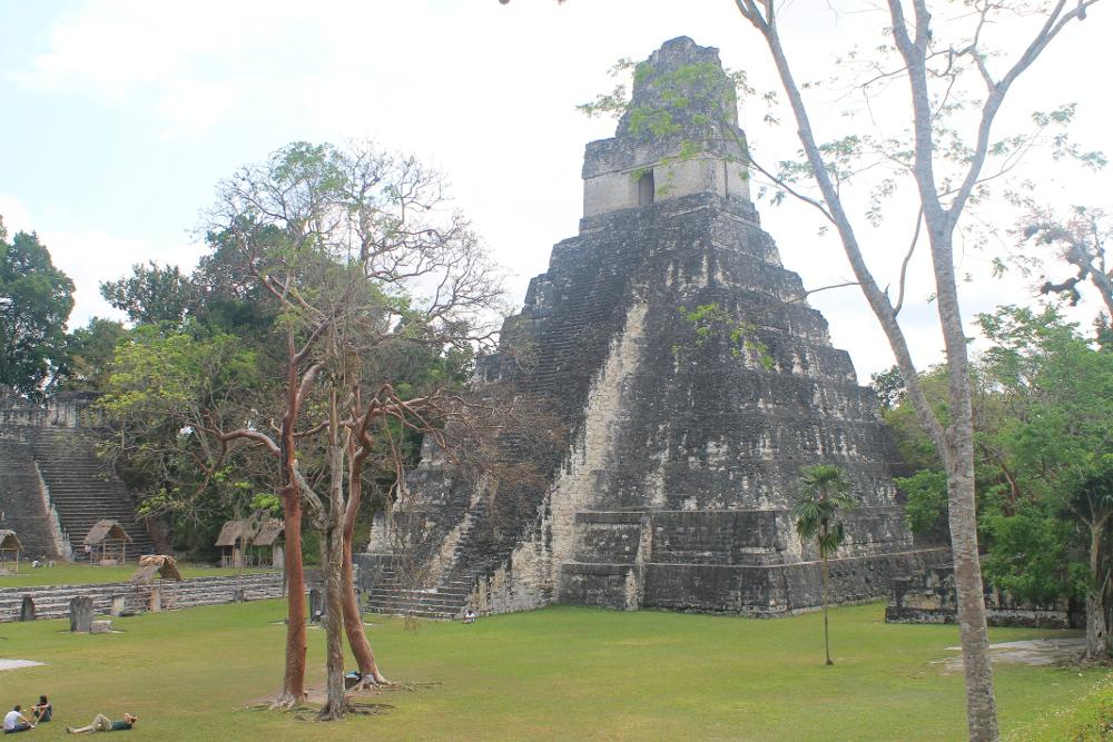tikal-mayan-pyramid-guatemala