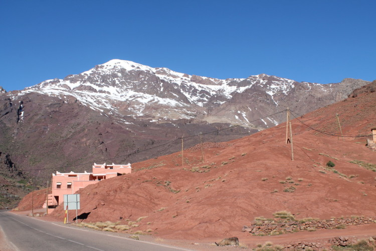 Atlas Mountains: 3 day Sahara Desert tour