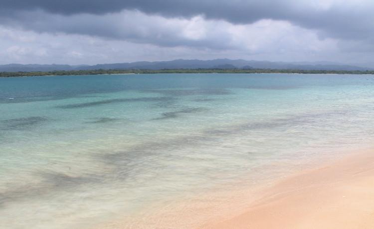 Isla Ballena, one of the stunning San Blas Islands, Panama