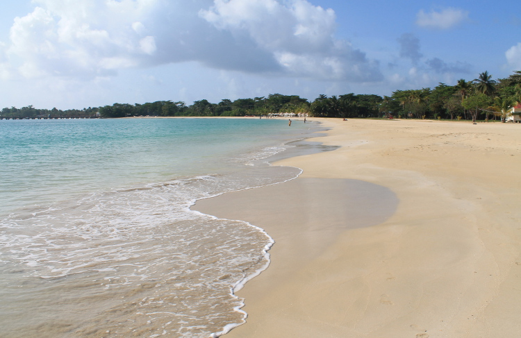 Picnic Beach, Big Corn Island, The Corn Islands