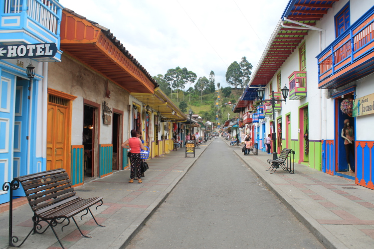 Salento - the best base for exploring Colombia's coffee zone