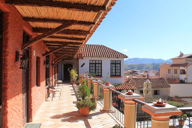 Hotel Boutique Mi Pueblo Samary in Sucre, Bolivia