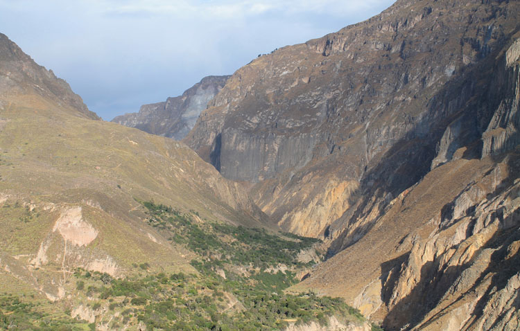 The 2 day Colca Canyon Trek, Peru: Across the valley