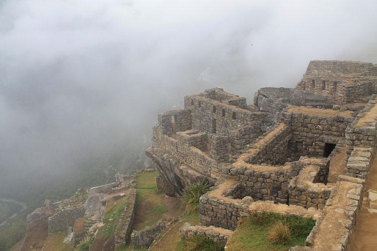 Machu Picchu - the town