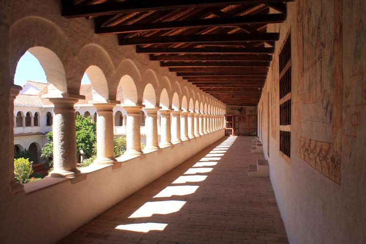 Sucre: A Stunning Colonial City in Bolivia: Santa Clara Convent