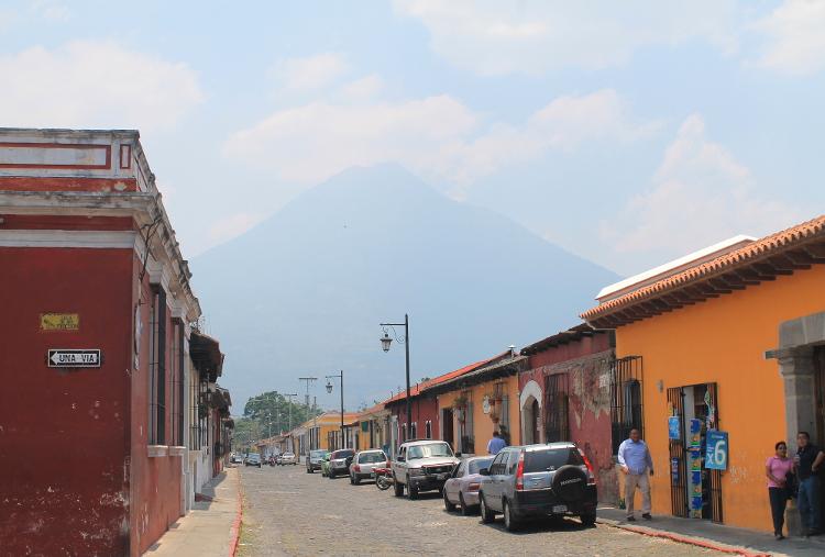 volcano-antigua-guatemala